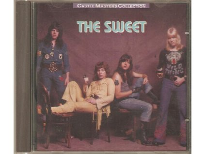 CD THE SWEET - CASTLE MASTERS COLLECTION