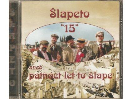 CD Šlapeto 15 - aneb patnáct let to šlape