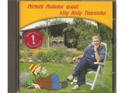 CD Přemek Podlaha uvádí hity Bédy Trávníčka