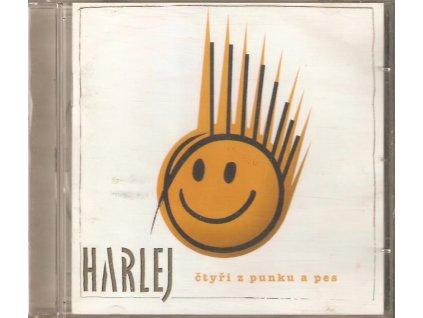 CD HARLEJ - čtyři z punku a pes