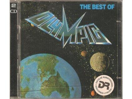 2CD OLYMPIC-BEST OF OLYMPIC CD ALBUM BONTON 2002