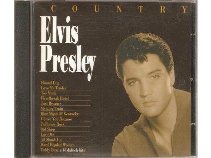 CD Elvis Presley - COUNTRY