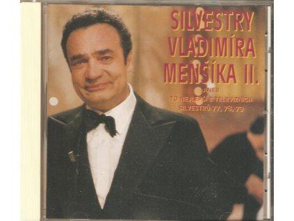 CD SILVESTRY VLADIMÍRA MENŠÍKA II