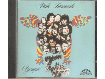 CD OLYMPIC-PTÁK ROSOMÁK CD ALBUM 1992