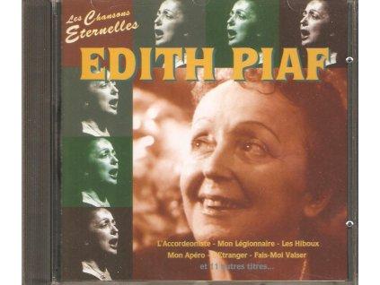 CD EDITH PIAF - LES CHANSOSNS ETERNELLES