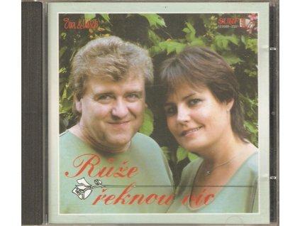 CD Eva a Vašek - Růže řeknou víc