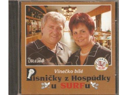 CD Eva a Vašek - Vínečko bílé