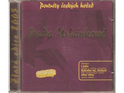 CD Naďa Urbánková - Portréty českých hvězd