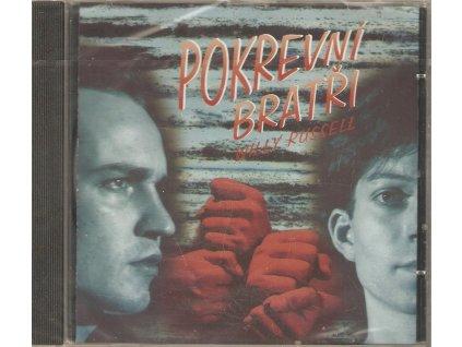 CD Pokrevní bratři - Willi Russell - Písně ze stejnojmenného představení Pardubického divadla