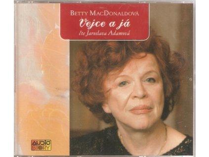 5CD Betty MacDonaldová - Vejce a já
