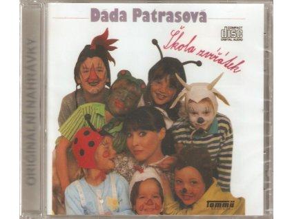 CD Dáda Patrasová - Škola zvířátek