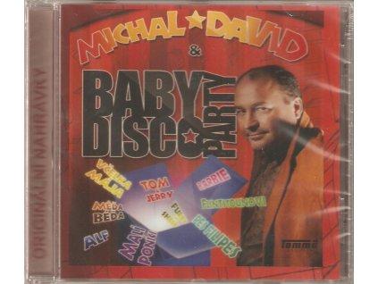 CD MICHAL DAVID - BABY DISCO PARTY 1