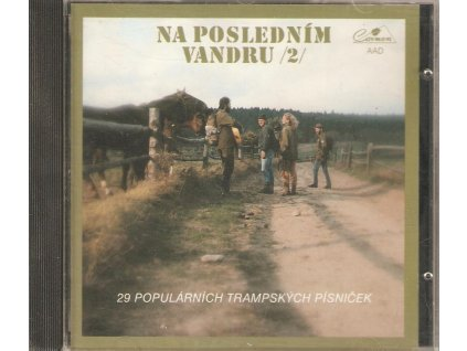 CD NA POSLEDNÍM VADRU 2