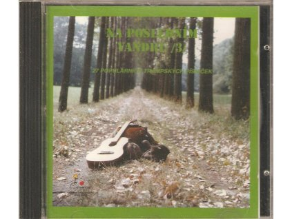 CD NA POSLEDNÍM VADRU 3