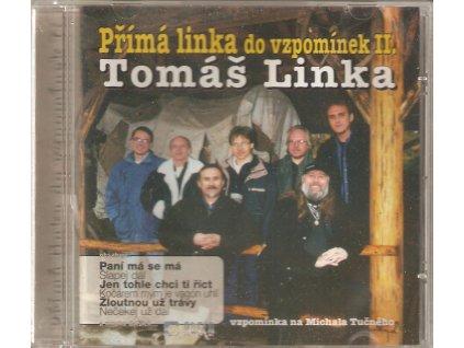 CD Tomáš Linka - Přímá linka do vzpomínek II