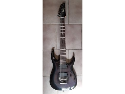 Elektrická kytara sedmistrunná IBANEZ Prestige - original JAPAN