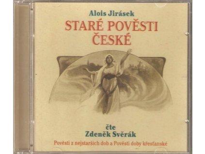 2CD Alois Jirásek - STARÉ POVĚSTI ČESKÉ - čte Zdeněk Svěrák