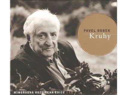 2CD PAVEL BOBEK - KRUHY nové ve folii