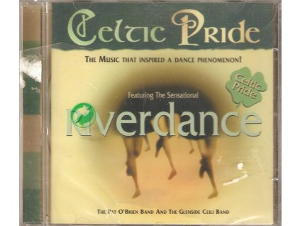 CD CELTIC PRIDE - FEATURING RIVERDANCE nové ve folii
