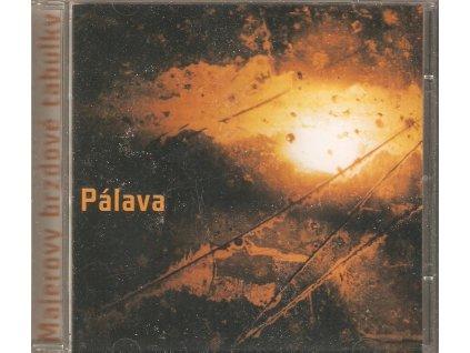 CD MAJEROVY BRZDOVÉ TABULKY - PÁLAVA 218
