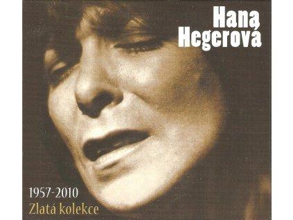 3CD Hana Hegerová - Zlatá kolekce 1957 - 2010