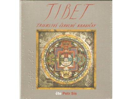 CD TIBET - Tajemství červené krabičky Čte Petr Sís