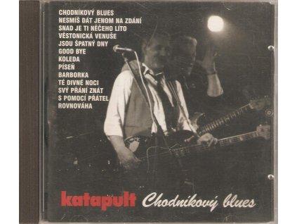 CD Katapult - Chodníkové blues