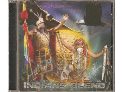 CD INDIAN BLENDS - Jihoameriční indiáni a jejich melodie s Panovou flétnou