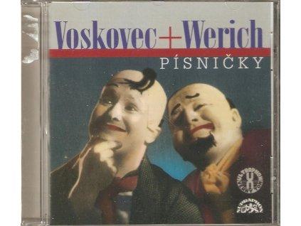 CD VOSKOVEC + WERICH - PÍSNIČKY CD ALBUM 2005