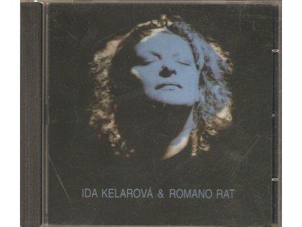 CD IDA KELAROVÁ & ROMANO RAT (cikánská krev)