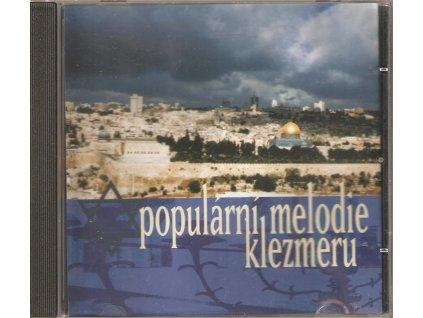 CD Populární melodie Klezmeru