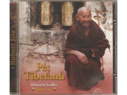 CD Robert Jíša - PĚT TIBEŤANŮ 2 část