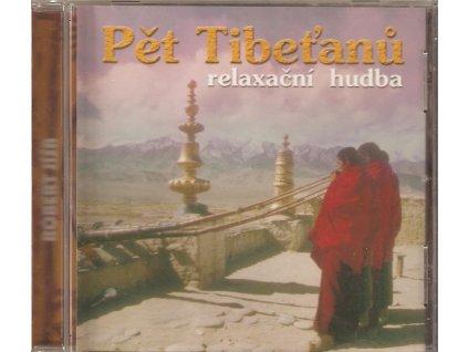 CD Robert Jíša - PĚT TIBEŤANŮ