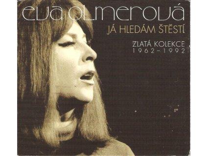 3CD EVA OLMEROVÁ - JÁ HLEDÁM ŠTĚSTÍ... Zlatá kolekce 1962-1992