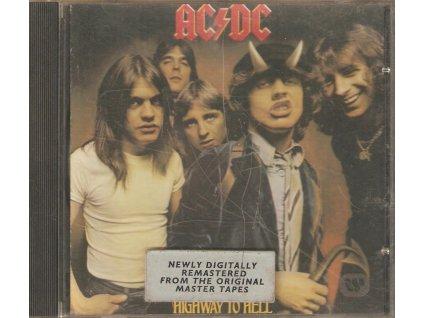 CD AC/DC - HINGWAY TO HELL