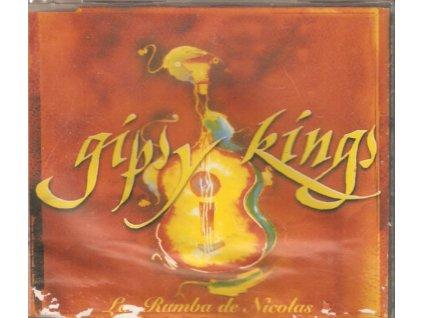 CD Gipsy Kings - LA RUMBA DE NICOLAS