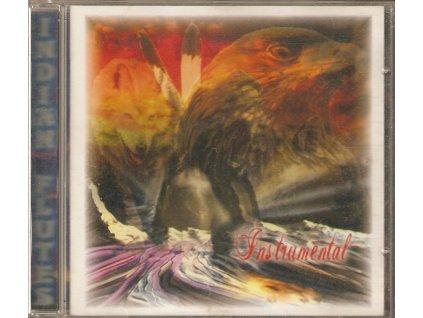 CD INDIAN FLUTES - INSTRUMENTAL
