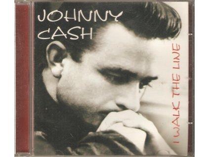 CD JOHNNY CASH - I WALK THE LINE