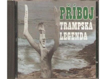 CD PŘÍBOJ - TRAMPSKÁ LEGENDA