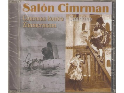 CD Salón Cimrman - Cimrman kontra Zimmermann, Cimrkino