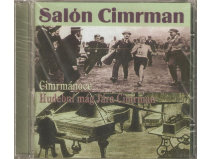 CD Salón Cimrman - Cimrmánoce, Hudební mág Jára Cimrman