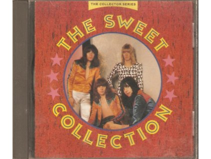 CD THE SWEET - COLLECTION