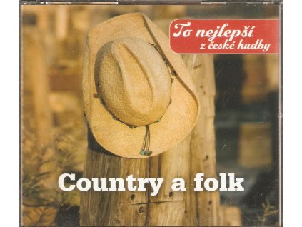 3CD Country a folk - To nejlepší z české hudby