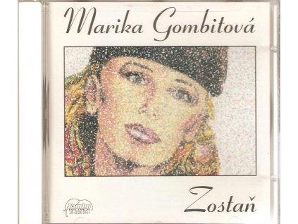 CD Marika Gombitová - Zostaň