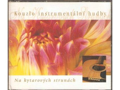 3CD Kouzlo instrumentální hudby - Na kytarových strunách