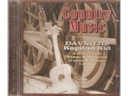 CD Kapitán Kid - DÁVNO JIŽ