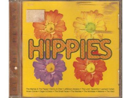 CD HIPPIES - SLAVNÉ PECKY
