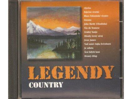 CD LEGENDY COUNTRY
