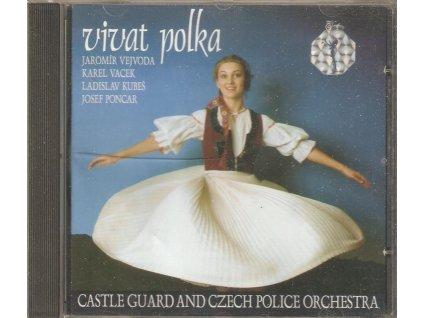 CD Vivat polka - Vejvoda, Vacek, Kubeš, Poncar