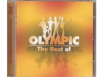 2CD OLYMPIC - The best of  43 JASNÝCH HITOVÝCH ZPRÁV